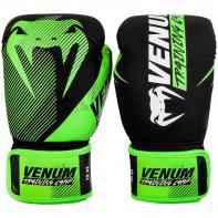 Luvas de boxe Venum Training Camp 2.0 Black/Neo Yellow