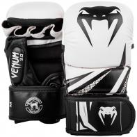 Luvas De MMA  Venum Challenger 3.0 Sparring Branco / preto