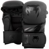 Luvas De MMA  Venum Challenger 3.0 Sparring Black/Black