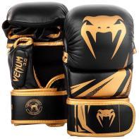 Luvas De MMA  Venum Challenger 3.0 Sparring Black Gold