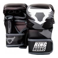 Luvas de MMA Ringhorns Charger Sparring preto By Venum