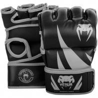 Luvas de MMA Without Thumb Venum Challenger black / grey