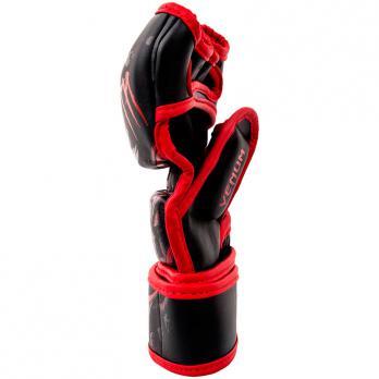 Luvas de MMA Venum Gladiator 3.0 Preto / vermelho