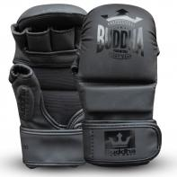Luvas MMA Buddha Competition Amateur leather black