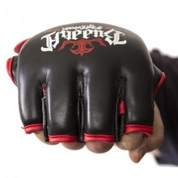Luvas de MMA Buddha Competitin Professional preto