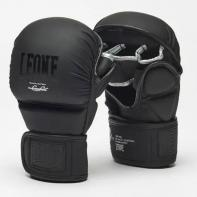 Luvas MMA Leone Black Edition Sparring
