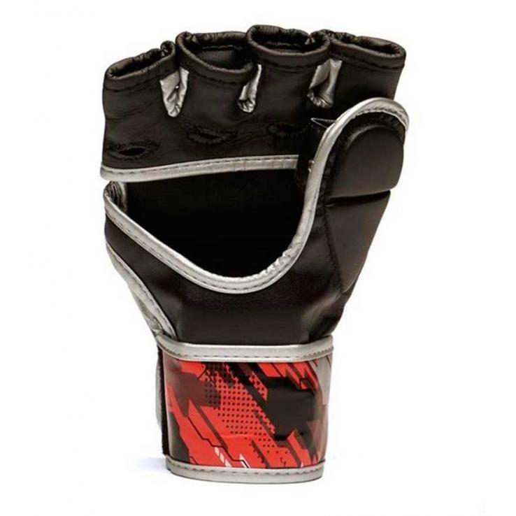 Luvas MMA Leone GP112 vermelho