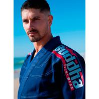 Kimono Jiu Jitsu Buddha DeLuxe Navy