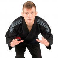 Kimono Jiu Jitsu Tatami  SRS Lightweight 2.0 preto