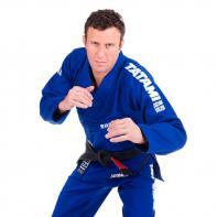 Kimono Jiu Jitsu Tatami Essential azul