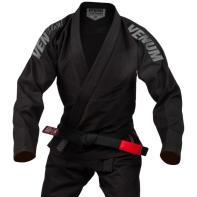 Kimono BJJ Venum Contender Evo preto