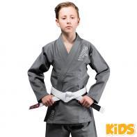 Kimono Jiu Jitsu Venum Contender crianças grey