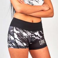 Leone Compression Short Neo Camo black / grey