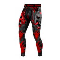 Buddha Leggins Compridos Demon