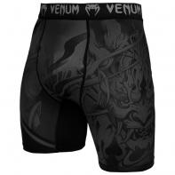 Venum Leggins curtos Devil black / black