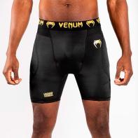 Venum Leggins curtos G-Fit black / gold