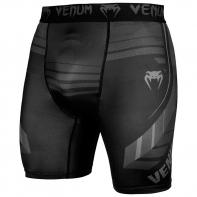 Venum Leggins curtos Technical 2.0 black / black