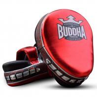 Plastron Buddha Premium red (Por)