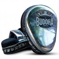 Plastron Buddha Premium silver (Por)