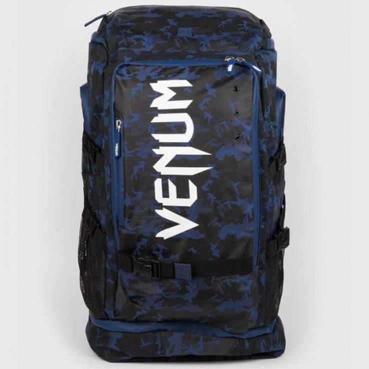 Saco de desporto Venum Xtreme Evo branco / azul