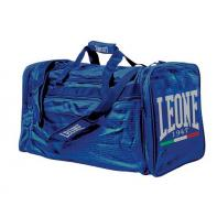 Saco de desporto Leone Training azul