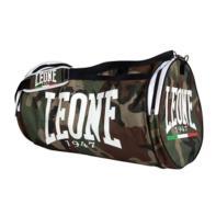 Saco de desporto Leone Camo verde