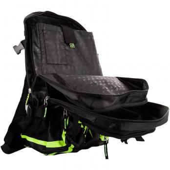 Saco de desporto Venum Challenger Pro Black/Neo Yellow