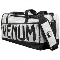 Saco de desporto Venum Sparring branco / preto