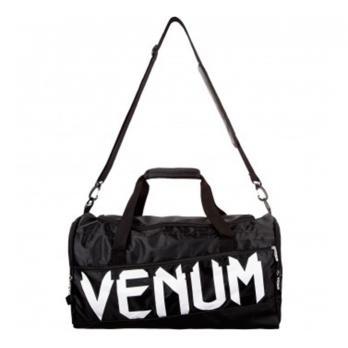 Saco de desporto Venum  Sparring preto/branco