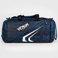 Saco de desporto Venum Trainer Lite Evo branco / azul