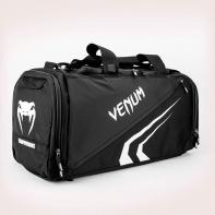 Saco de desporto Venum Trainer Lite Evo Black/White