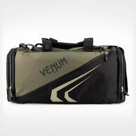 Saco de desporto Venum Trainer Lite Evo Black/Khaki