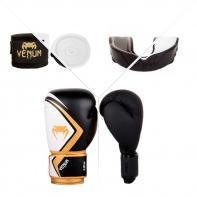 Pacote de boxe Venum Contender