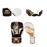 Pacote de boxe Venum Elite
