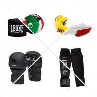 Pacote de MMA Leone Defender