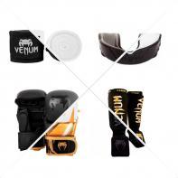 Pacote de MMA Venum Challenger Sparring
