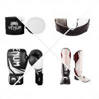 Pacote de Muay Thai Venum Challenger