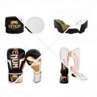 Pacote de Muay Thai Venum Elite