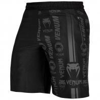 Calçoes Fitness Venum Logos preto / preto
