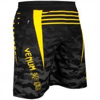 Calçoes Fitness Venum Okinawa 2.0 preto / amarelo