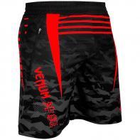 Calçoes Fitness Venum Okinawa 2.0 preto / vermelho