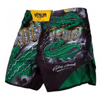 Calções MMA Venum  Crocodrile
