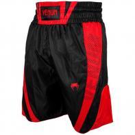 Calções Boxe Venum Elite black/red