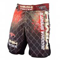 Calções MMA Buddha Cage