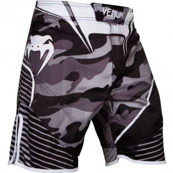 Calçoes MMA Venum Camo Hero Branco / Preto