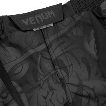 Calções MMA Venum Devil black / black