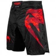 Calções MMA Venum Light 3.0 preto/vermelho