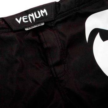 Calções MMA Venum Light 3.0 Preto/Branco