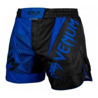 Calções MMA Venum NOGI 2.0 Preto/Azul