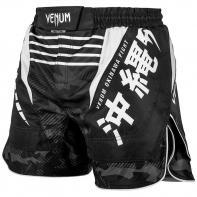Calções MMA Venum Okinawa 2.0 Preto/Branco